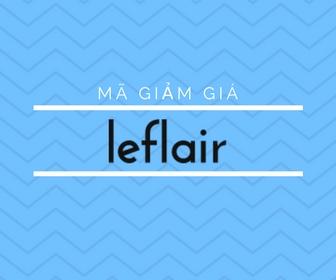 Mã giảm giá Leflair, khuyến mãi Leflair