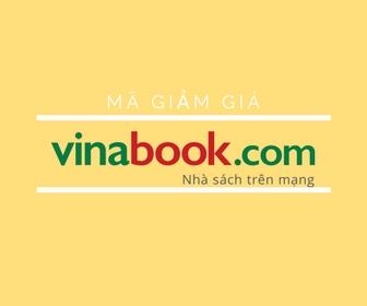 Mã giảm giá Vinabook