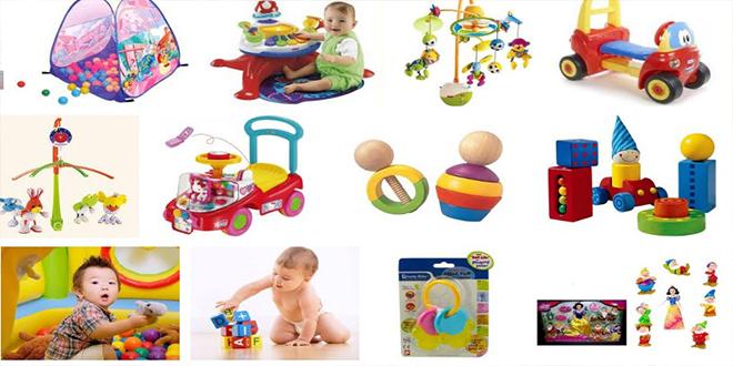 Mã giảm giá, voucher khuyến mãi đồ chơi cho trẻ sơ sinh, trẻ nhỏ mới nhất