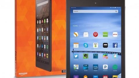 Lazada APP khuyến mãi đến 24% cho Amazon Kindle Fire HD 10 ( Mới nhất 2017) - Hàng nhập khẩu