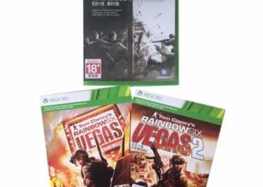 Lotte giảm thêm 9% cho Đĩa game Tom Clancys Rainbow Six: Siege cho máy Xbox One ( Kèm 2 thẻ game Tom Clancy's Rainbow Six Vegas )
