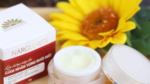 Lazada APP khuyến mãi thêm 22% cho Kem trị thâm mắt tinh dầu nụ tầm xuân Narguerite 10g