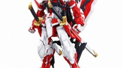 Lazada APP ưu đãi khủng lên đến 45% cho Mô Hình Lắp Ráp Daban Master Grade Gundam Astray Red Frame