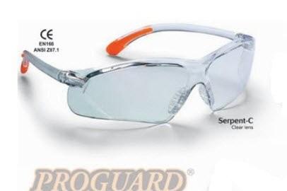 Lazada khuyến mãi hấp dẫn lên đến 41% cho Kính bảo vệ mắt PROGUARD Serpent-C Malaysia (Trắng)