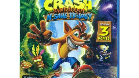 GÍA HUỶ DIỆT: Tiki ưu đãi khủng đến 51% cho Đĩa Game PlayStation PS4 Sony Crash Bandicoot N-Sane Trilogy Hệ Asia