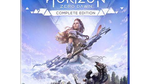 Tiki khuyến mãi thêm 9% cho Đĩa Game PlayStation PS4 Sony Horizon Zero Dawn Complete Edition Hệ Asia