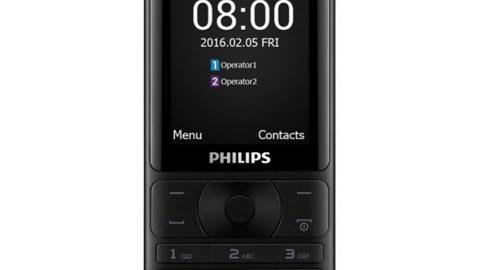 Tiki khuyến mãi đến 36% cho Điện Thoại Philips E181 - Hàng Chính Hãng