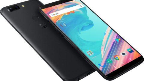Shopee khuyến mãi thêm 8% cho Điện thoại OnePlus 5T 64GB RAM 6GB (Đen) - Hàng nhập khẩu