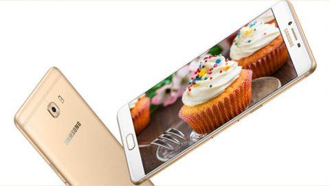 Adayroi khuyến mãi thêm 13% cho Điện thoại Samsung Galaxy C9 Pro - C900 (Đen)