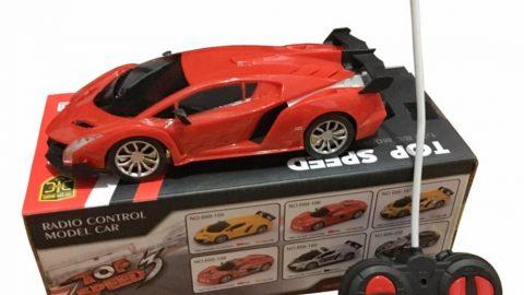 Khuyến mãi Shopee giảm thêm 34% cho Đồ chơi xe ô tô điều khiển từ xa LAMBOGRINI cho bé