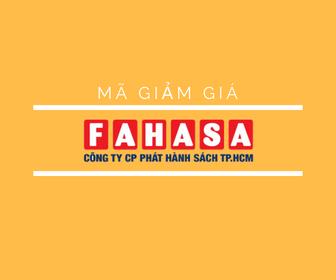 Mã giảm giá Fahasa, khuyến mãi sách Fahasa tháng 9/2019