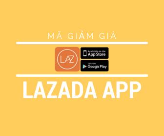 Mã giảm giá Lazada tháng 1/2020, App Lazada khuyến mãi