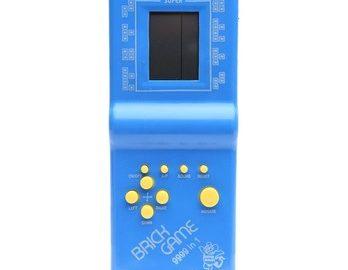 Adayroi khuyến mãi thêm 9% cho Máy chơi game cầm tay P1 Bai Bian E-9999 màu xanh biển