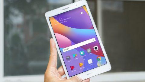 Tiki khuyến mãi đến 16% cho Máy Tính Bảng Huawei MediaPad T3 8.0 (Vàng) - Hàng Chính Hãng