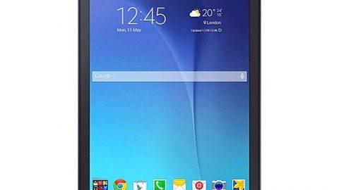 Khuyến mãi Adayroi giảm thêm 23% cho Máy tính bảng Samsung Galaxy Tab E 9.6 (SM-T561) Wifi 3G 8GB Đen (Hàng chính hãng)