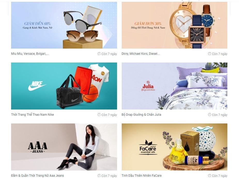 Một số hàng hiệu hàng đầu thế giới trên Leflair