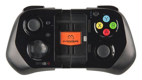 Tiki khuyến mãi thêm 25% Tay Cầm Chơi Game Cho iPhone Moga Ace Power - Đen - Hàng Nhập Khẩucho