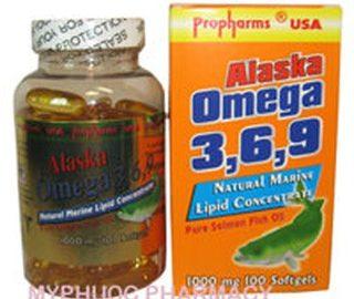 Shopee khuyến mãi thêm 29% cho Dầu cá Omega 3 6 9 Alaska ( Mỹ )