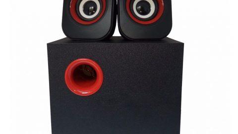Khuyến mại Shopee ưu đãi thêm 24% cho Loa vi tính 2.1 Vision VSP FT-2800 - Âm thanh cực hay (Đen) - Hãng phân phối chính thức