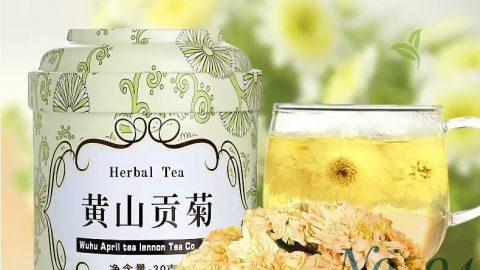 Khuyến mãi Shopee giảm thêm 6% cho Trà hoa cúc tiến vua Hoàng Sơn