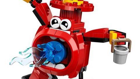 Aeoneshop ưu đãi KHỦNG đến 50% cho BỘ ĐỒ CHƠI LEGO 41563 TRỤ CỨU HỎA MIỆNG RỘNG SPLASHO