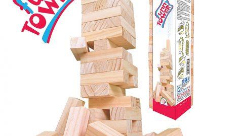 Khuyến mại Tiki ƯU ĐÃI đến 31% cho Đồ Chơi Gỗ Forkids Rút Gỗ Mộc Funny Tower