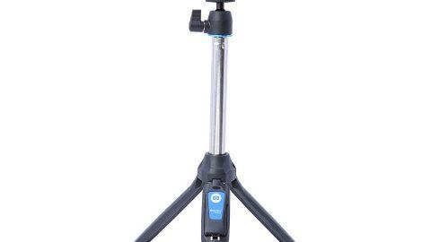 Tiki giảm thêm 3% cho Gậy Selfie Chụp Hình Tự Sướng Tích Hợp Tripod Benro MK10 Hỗ Trợ Bluetooth 3.0 (Xanh Dương)