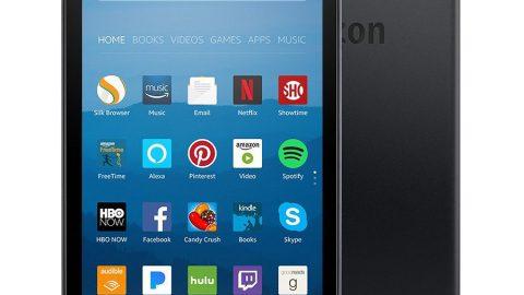 Tiki ưu đãi GIÁ SỐC đến 38% cho Máy Tính Bảng Kindle Fire HD8 (7th) Wifi 16GB (2017) - Hàng Chính Hãng