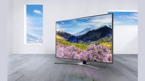 Khuyến mại Adayroi giảm thêm 28% cho Smart TV UHD Samsung 43 inch UA43MU6400