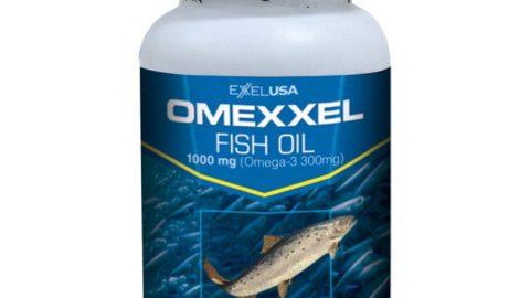 GIÁ HUỶ DIỆT: Tiki ưu đãi khủng đến 54% cho Thực Phẩm Chức Năng Dầu Cá Omexxel Fish Oil 1000mg (100 Viên)