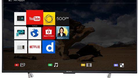 Vuivui khuyến mãi Tặng 1 Máy ép trái cây EZ1160718 khi mua Internet Tivi Sony 49 inch KDL-49W750E