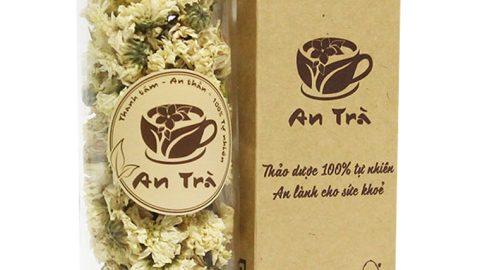 Lotte khuyến mại thêm 20% cho Trà Hoa Cúc Trắng An Trà Hộp 50Gram