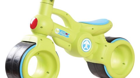 GIÁ SỐC: Tiki ưu đãi khủng đến 50% cho Xe Đạp Thăng Bằng Jett Cycles Walk 'N' Roller BIKE MY15 TCV-V100 (Xanh Lá)