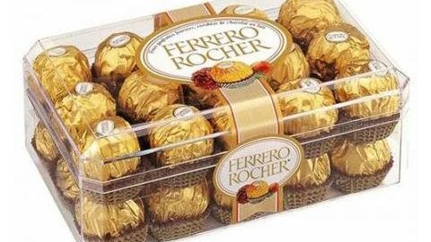 Lazada APP khuyến mãi thêm 16% cho Chocolate Ferrero Rocher 30 viên