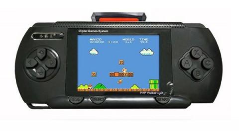 Máy chơi game cầm tay RS-80 với 300 trò chơi ƯU ĐÃI HẤP DẪN