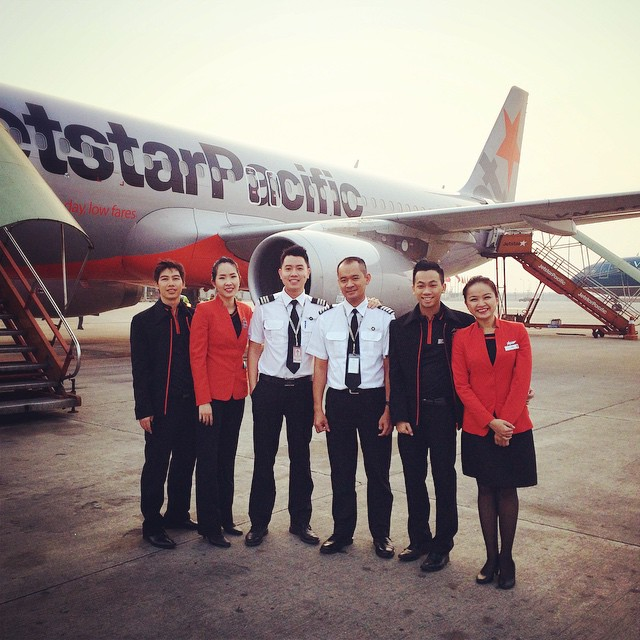 Giới thiệu hãng hàng không Jetstar Pacific