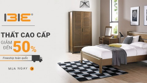 Khuyến mãi Shop Vnexpress giảm đến 50% cho Nội thất cao cấp - Freeship Toàn Quốc