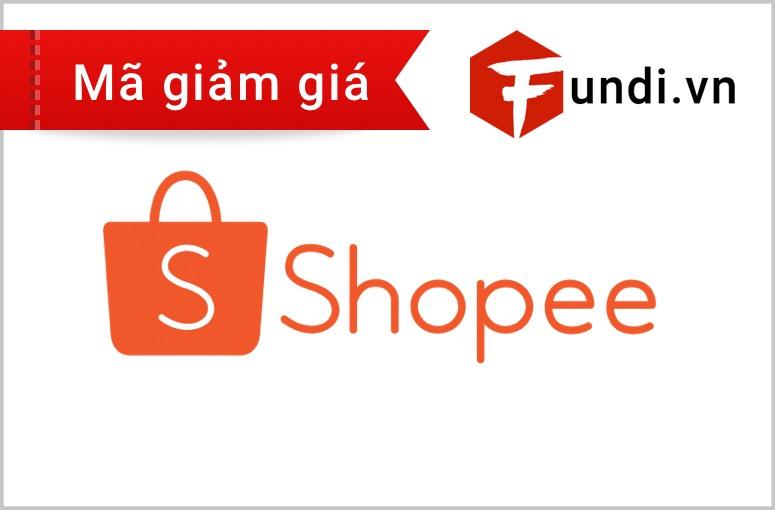Mã giảm giá Fundi.vn cho Shopee