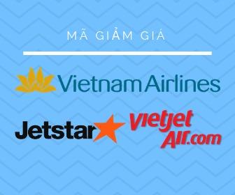 Mã giảm giá vé máy bay Traveloka, Jetstar, Vietjet Mới Nhất