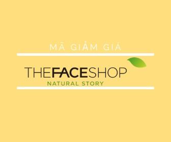 Mã giảm giá The Face Shop, khuyến mãi The Face Shop tháng 8/2019