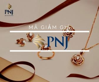 Mã giảm giá PNJ, khuyến mãi PNJ cho trang sức Cao Cấp tháng 4/2019