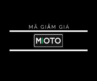 Mã giảm giá Mioto khuyến mãi thuê xe tự lái, có lái tháng 6/2020